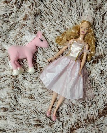 Коллекционная кукла Барби Клара Балерина оригинал Щелкунчик в коробке