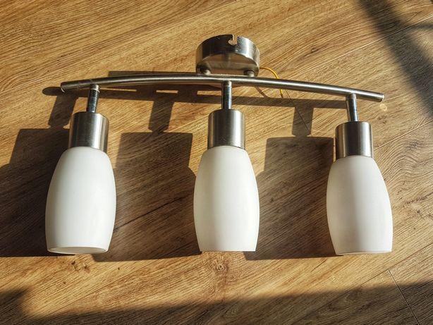 Lampa sufitowa na 3 żarówki z POCO