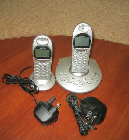 Радиотелефон с двумя трубками Cocoon 951