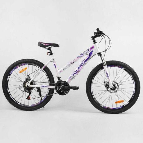 """Хороший подростковый велосипед  26"""" CORSO VOLANT"""
