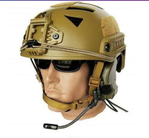 Шлем тренировочный карбоновый
