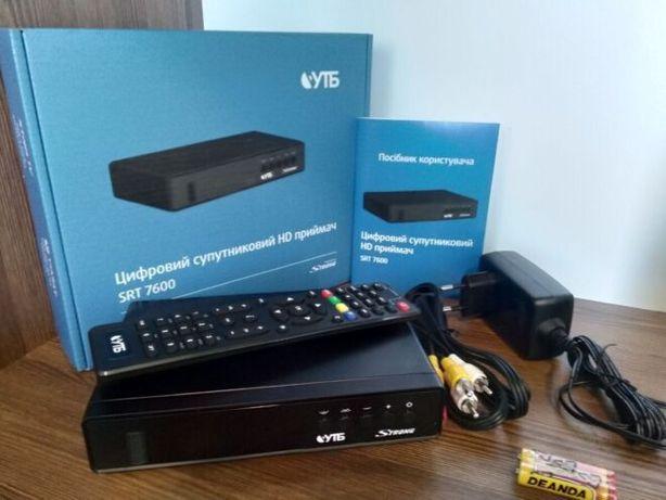 Продам Viasat SRT 7600 спутниковый HD приёмник (тюнер)