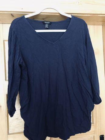 4 bluzki ciążowe długi rękaw New Look rozmiar L
