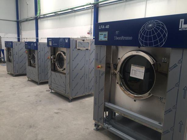 Máquina de lavar roupa industrial LFA 40 para Lavandaria industrial