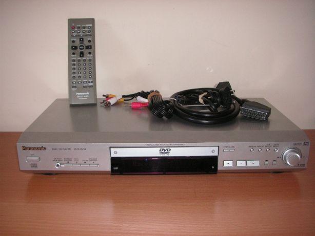 DVD Panasonic RV 32 (Impecável)