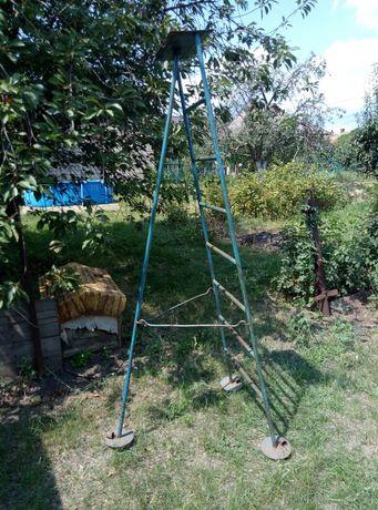 Лестница стремянка металическая 2.10м