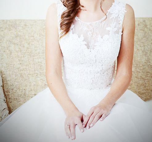 Suknia ślubna ISANDRIA by Ola La rozm. 34-36