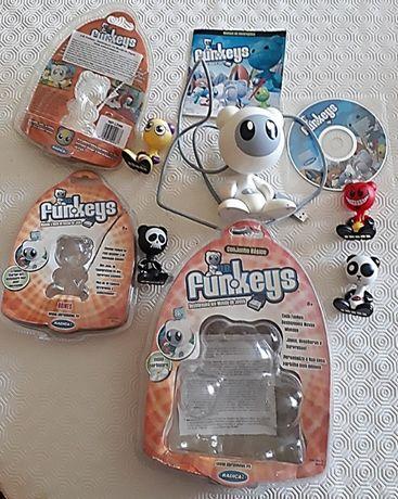 Jogo PC Mattel bonecos Mundo Funkeys Windows XP