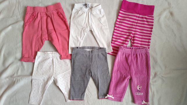 Legginsy / spodnie r.62