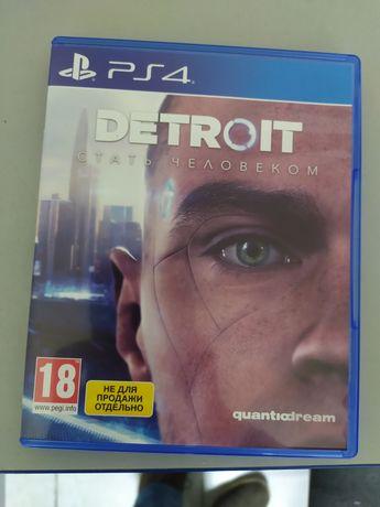 Detroit для PS 4