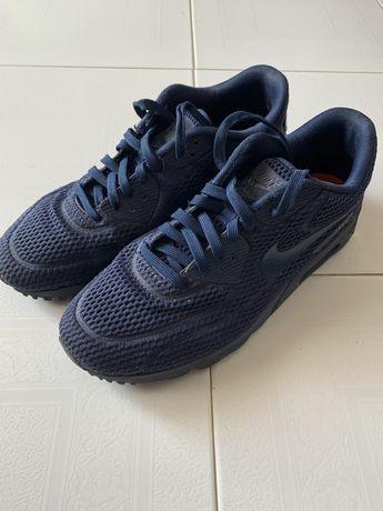 Tenis Nike Air Max Azul Escuro (43)