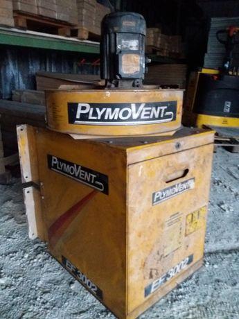 Plymovent EF3002 purificador de ar extrator de fumo