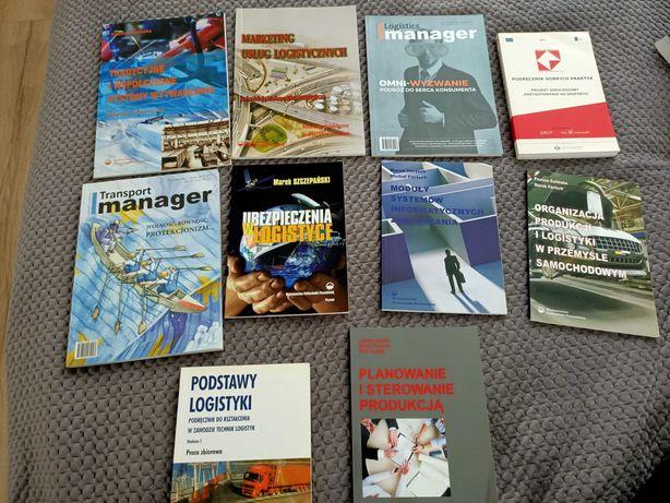 Książki do logistyki