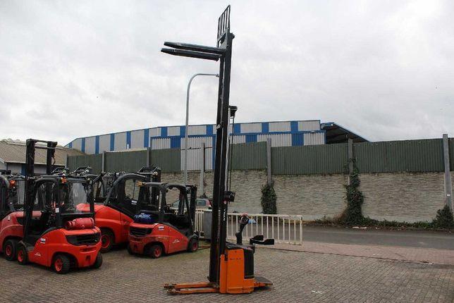 Штабелер электрический STILL EGV-S 14 (Германия,129 м.часов, 2014 год