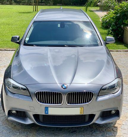 BMW 520d touring Auto 184cv Pack M