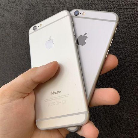 Apple iPhone 6/6s 16/32/64/128 Space Gray Never   Магазин   Гарантия