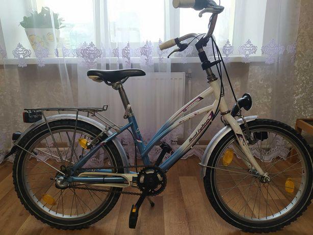 Детский двухколесный велосипед б/у Street Explorer 20 дюймов.