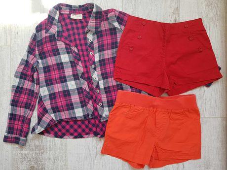 Пакет вещей для девочки р.110-116