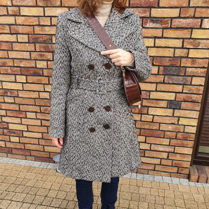 Orsay Płaszcz brązowy i grantowy,  rozmiar 38 Mosty - image 1
