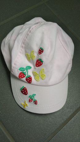 H&M czapka z daszkiem 122/128