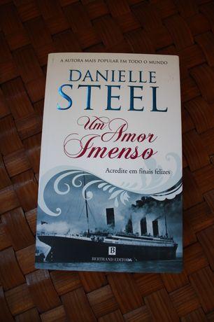 Livro: Um Amor Imenso - Danielle Steel