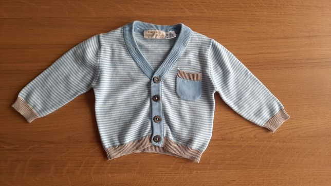 Sweterek niemowlęcy Lupilu 50/56