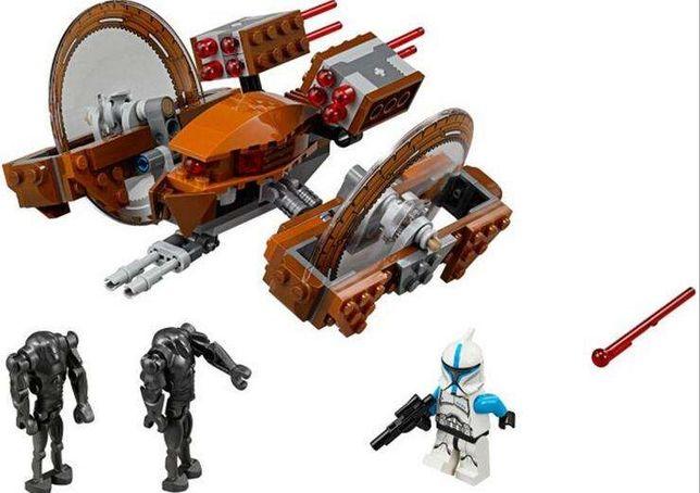 Kit / Set Star Wars Star Hailfire Droid (compativel com Lego)