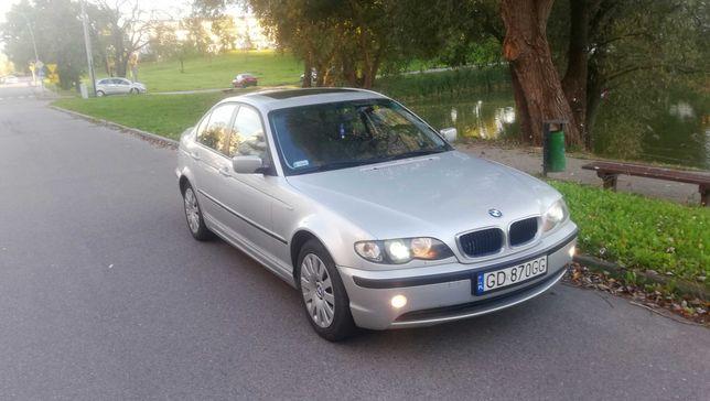 BMW E46 2.0 Benz / Lift 2004r / klimatronic - ksenony