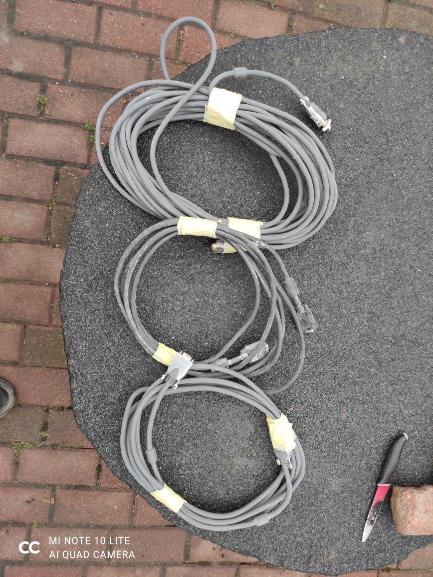 Kable vga prolink 3 w cenie 1 sprawne