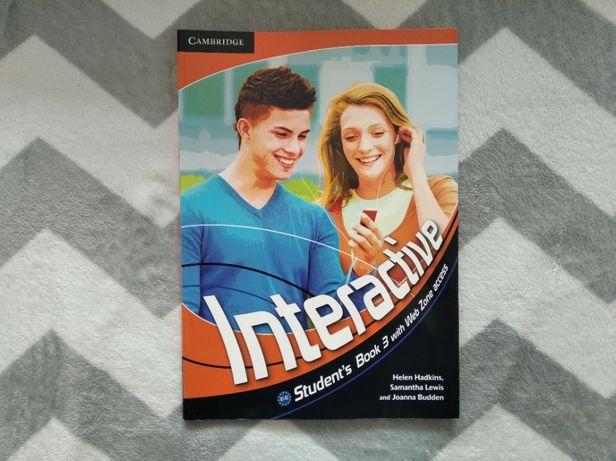 Interactive Student's Book 3 podręcznik do angielskiego PRAWIE NOWY