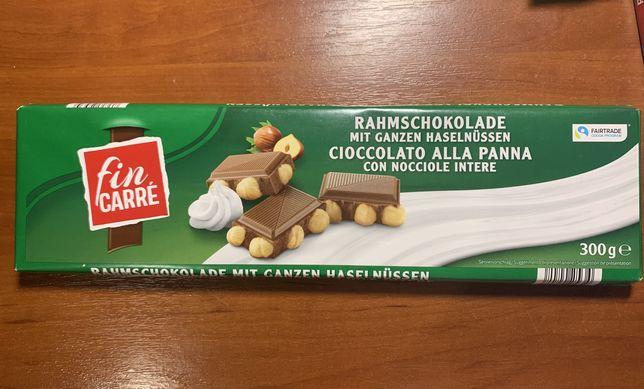 Шоколад импортный из Германии