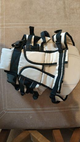 Рюкзак-слинг сумка кенгуру для переноски ребенка chicco