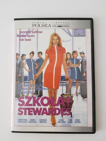 Szkoła Stewardes DVD.