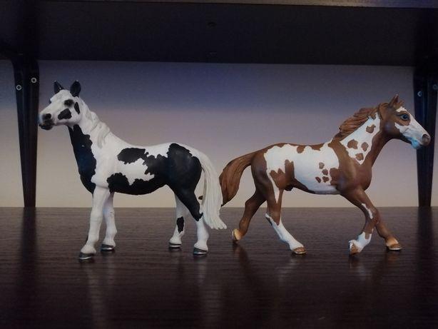Rodzina koni pinto Schleich