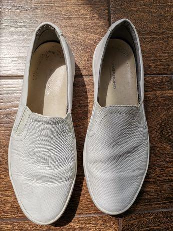 Кожані туфлі Vagabond