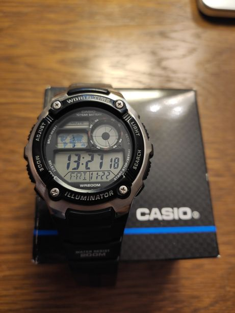 Годинник Casio