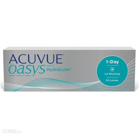 Acuvue Oasys with Hydralux -3,75 5op