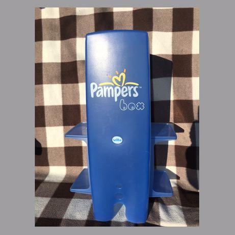 Памперс бокс для детей ABC Design. Pampers box от wibe.