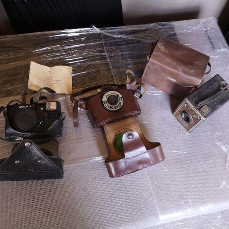 Aparaty fotograficzne Antyki - Kolekcja