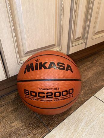 Професійний баскетбольний м'яч MIKASA BDC2000 оригінал
