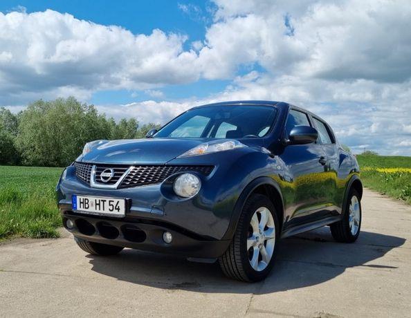 Nissan Juke 2011 rok_1,6 Benzyna_Tylko 132 tys przeb_Oryginalny lakier