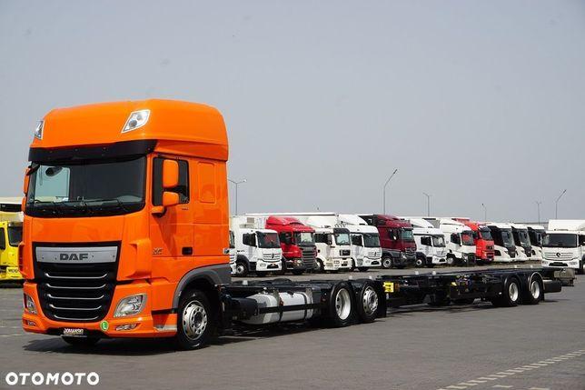 DAF 106 / 460 / SSC / ACC / EURO 6 / ZESTAW BDF / 2 X 7,8 M