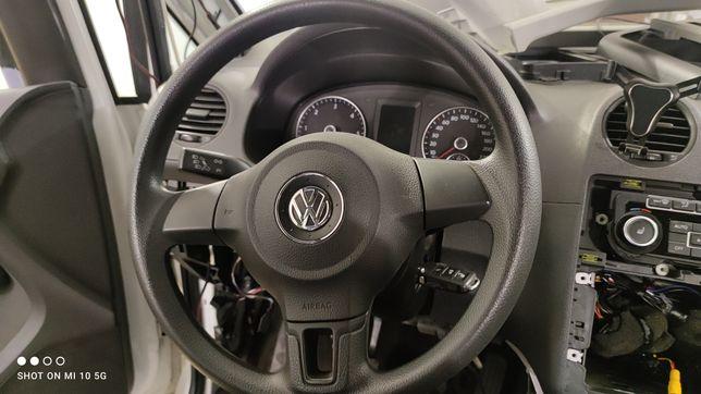 Продам руль с подушкой VW Caddy, Touran, Jetta, Passat, Sharan