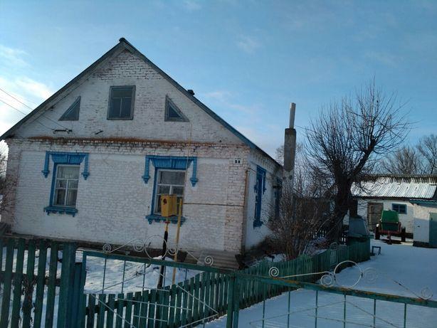 Дом в деревне    .