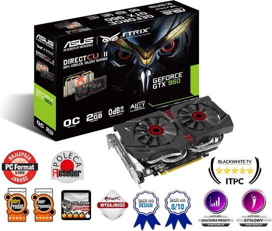ASUS GeForce GTX 960 2GB 128bit DirectCu II Strix OC