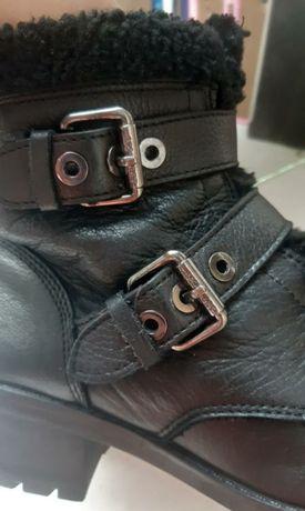 Ботинки кожаные !!!