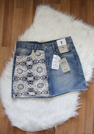Spódniczka jeans Denim Co rozmiar 36