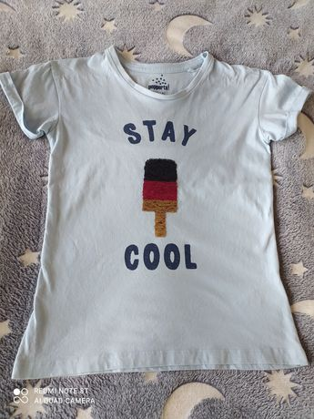 Bluzeczka T-Shirt dla dziewczynki
