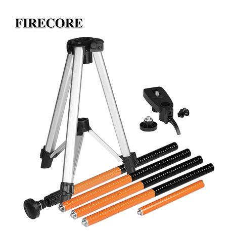 2 в 1 Тринога и штанга 3.7м для лазерного уровня Firecore Fukuda Deko