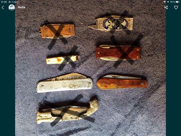 Ножи пирочинные